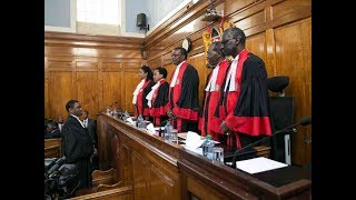Justice Jacktone Ojwang's separate ruling that is in tandem with Majority Ruling