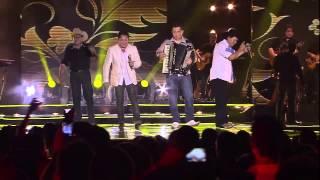 Trio Parada Dura E Leonardo - Cruz Pesada /  Cordão De Ouro (Vídeo Oficial)