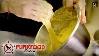 Spätzle selber machen: Kitchen Basics bei Punkfood Deluxe