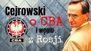 Cejrowski o CBA i węglu z Rosji 2020/1/21