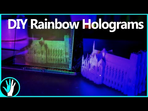 How to Make Real Holograms