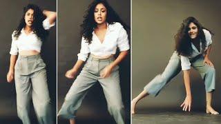 Jathiratnalu Fame Faria Abdullah Fabulous Latest Dance Video