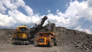 Сделано в Кузбассе HD: Кедровский угольный разрез