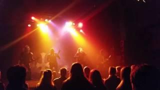 "Dark Funeral-""Ravenna Strigoi Mortii"" Live 1.11.2016 Bremen/Tivoli"