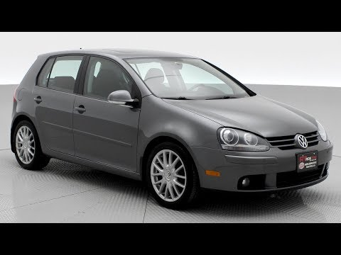 2009 Volkswagen Rabbit Comfortline | Automatic, Sunroof, Alloy Wheels | ridetime.ca