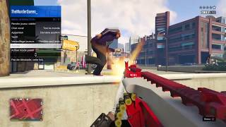 You Took The Easy Way Out (GTA 5 Online)