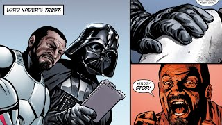 The Tragic Story of a Clone who tried to be Darth Vader's Friend [Legends]