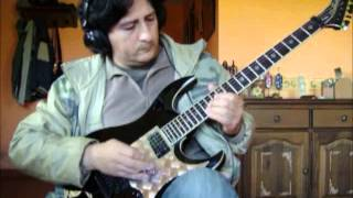 Son como hormigas - Barón Rojo (guitar cover)