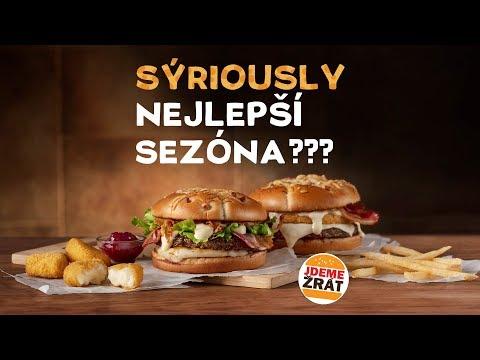 SÝROVÁ SEZÓNA 2018 V MCDONALD'S!