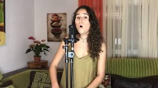 CREEP Haley Reinhart (Vintage Jukebox) COVER By María Zerpa