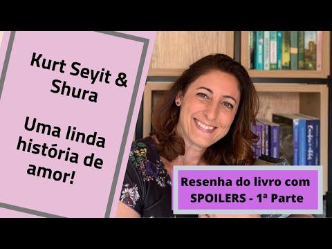 Resenha do livro Kurt & Shura - Parte 1 (c/spoilers)