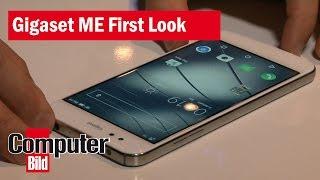 Neues Smartphone vom Urgestein: Gigaset ME im Check