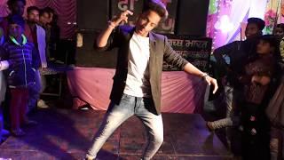 Ye jo teri payal ki cham cham he (Shadhi reception dance)desi step...