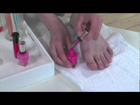 Salon Perfect Manicures/Pedicure Tips