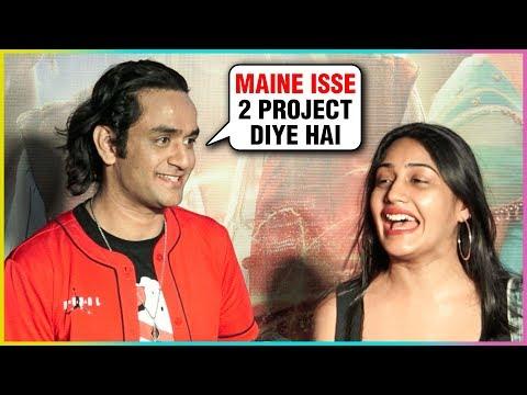 Vikas Gupta And Surbhi Chandna Talk About Their New Project | Aladdin Screening