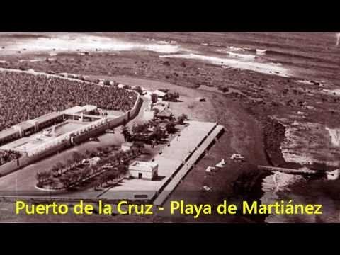 Puerto de la Cruz - Playa de Martiánez