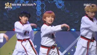 [Ranking Show 1,2,3] 랭킹쇼 1,2,3 -The power comes from a small body 20180504