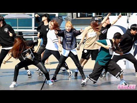 [Fancam] 150524 디아크 (THE ARK) - 상남자 (BTS) 어쿠스틱 & 댄스 커버 @…
