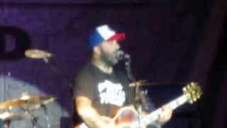 Aaron Lewis - Outside Story And Song - Devils Lake ND 5/18/2013
