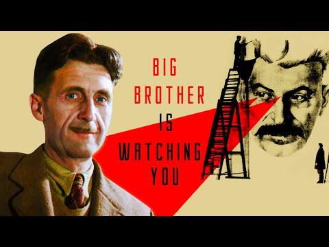 George Orwell: Buku Magic buat Berfikir!