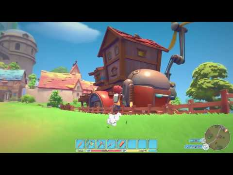 My Time at Portia - Alpha Trailer (PC and Consoles) thumbnail