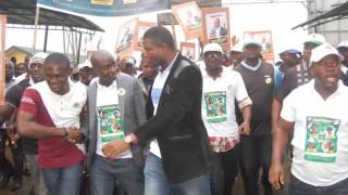 preview picture of video 'PREYE OSEKE FOR BSHA SILGA CONSTITUENCY IV CAMPAIGN VID'
