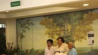 preview picture of video 'Il gran maestro di scacchi Igor Naumkin ad Agrigento'