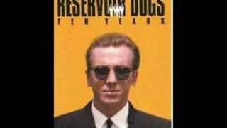Little Green Bag- Reservoir Dogs