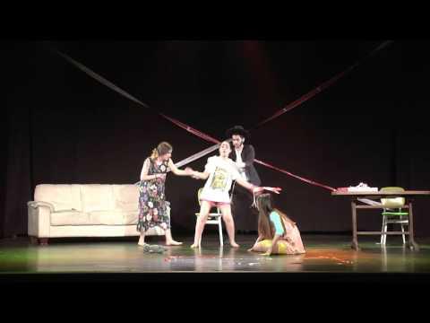 חבל על מי שחי (מאת עופר בן שבת) - מגמת תיאטרון תיכון ברנר