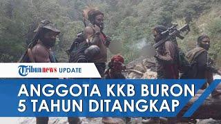 Akhir Pelarian KKB Osimin Wenda, Pernah Serang Tito Karnavian Kini Ditangkap setelah 5 Tahun Buron