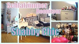 Schlafzimmer Roomtour Shabby Chic Barock Ikea Brusali Familybook