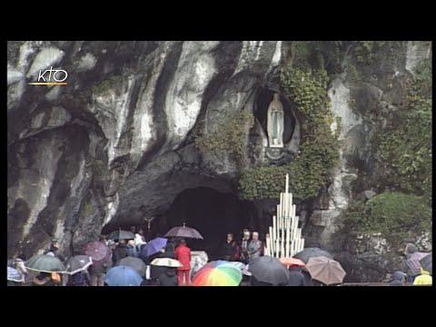 Chapelet à Lourdes du 8 novembre 2019