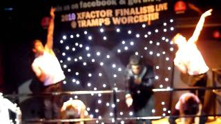 Joe McElderry at Tramps - Until The Stars Run Out