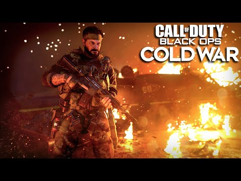 Trailer d'annonce de Call of Duty: Black Ops Cold War