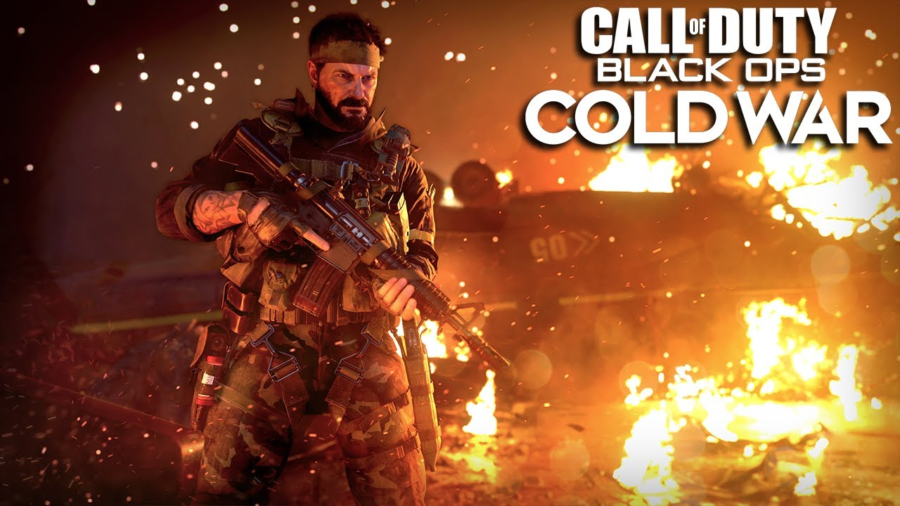 《決勝時刻 黑色行動 冷戰》首段遊戲宣傳片公開,展示了直接截取自PS5的遊戲單人戰役畫面,多人模式將於9月9日首秀! Maxresdefault
