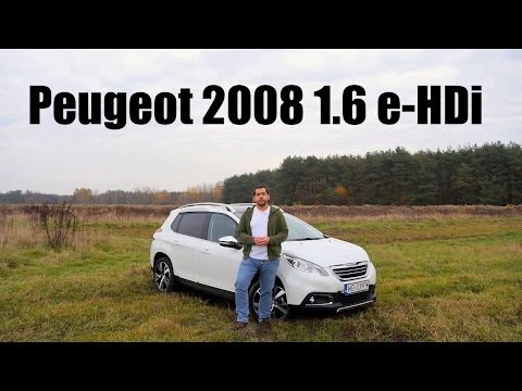 (ENG) Peugeot 2008 Allure 1.6 e-HDi - Test Drive and Review