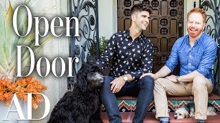 Inside Jesse Tyler Ferguson's Home | Open Door
