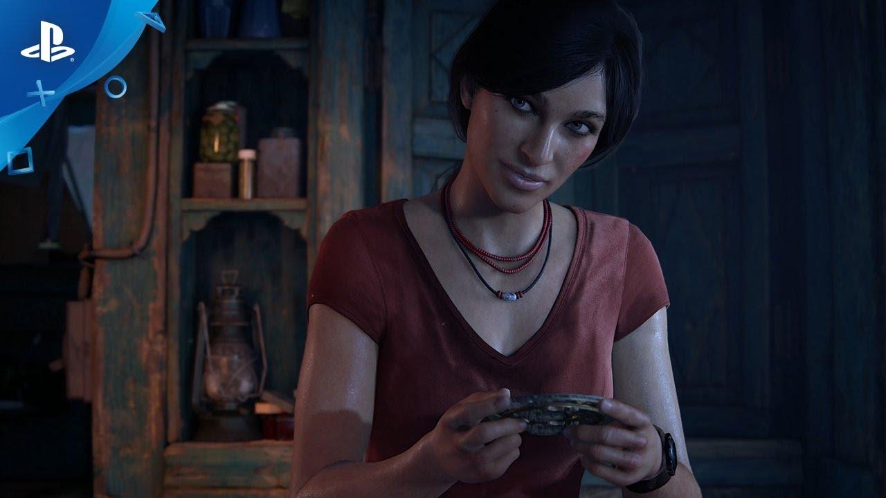 Uncharted: The Lost Legacy Chega em 22 de Agosto, Assista Vídeo Inédito