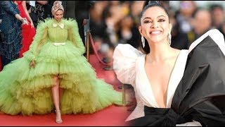 Deepika Padukone's Cannes 2019 Adorable Red Carpet Look  !