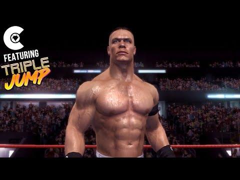 10 Best Wrestling Video Games Ever [Feat. TripleJump]