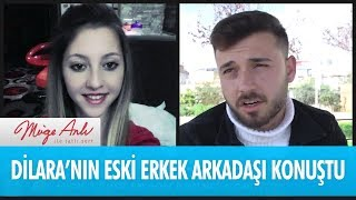 Dilara'nın eski erkek arkadaşı konuştu - Müge Anlı İle Tatlı Sert 16 Mart 2018