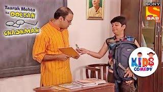 Tapu Sena Disturbs Bhide