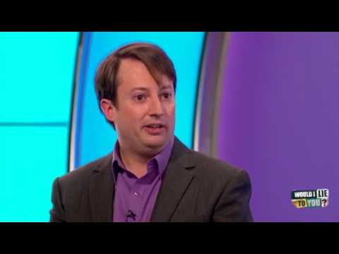 David Mitchell a kočka - Would I Lie to You?