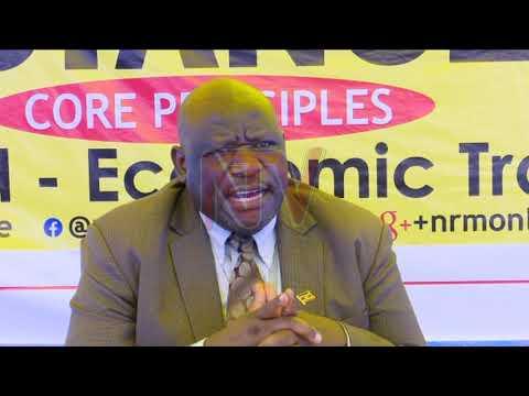NRM CEC POSITIONS: Kigongo, Nadduli fate in Museveni's hands