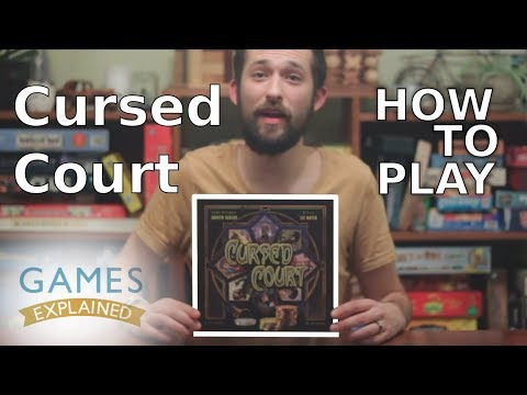 Quick and Complete: How to play Cursed Court!