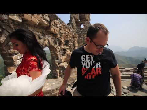 China Vlog - Great Wall & rooftop photoshoots