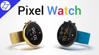 Google Watch - Leaks, Rumors & Everything We Know!
