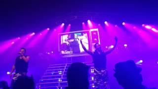 "98 Degrees covering Backstreet Boys ""I Want It That Way"" - Dallas, TX 07-11-16"