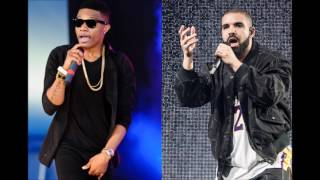 WizKid feat. Drake - Hush Up the Silence [Instrumental] (prod. Big J) [NEW SONG]