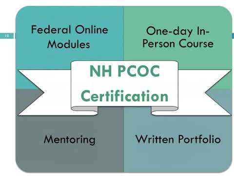 Person-Centered Options Counseling Certification - YouTube